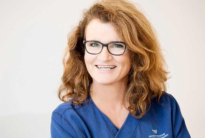 Frau Birgit Heigl | Praxis Dr. Pfundstein München | Magenspiegelung | Darmspiegelung | Gastroenterologe