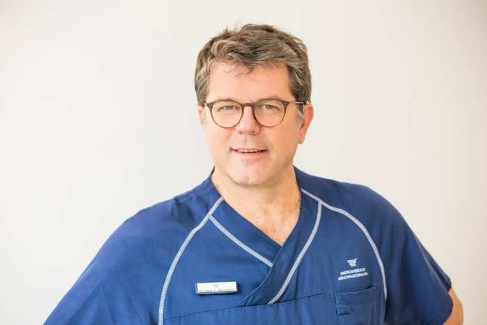 Dr. med. Christof Pfundstein | Gastroenterologie München Bogenhausen