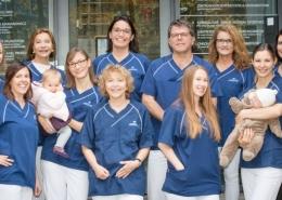 Herr Dr. Pfundstein und sein Team   München   Gastroenterologe   Magenspiegelung   Darmspiegelung
