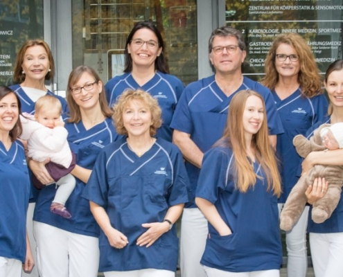 Herr Dr. Pfundstein und sein Team | München | Gastroenterologe | Magenspiegelung | Darmspiegelung